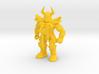 Death Adder BIG keshi. Golden Axe fan figure.  3d printed