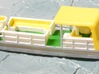 Pontoon Boat - Nscale 3d printed