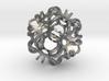 Outward Deformed Symmetrical Sphere 3d printed