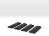 Praco-Bolsey grips 3d printed