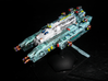 WE303 Larafsyn-Noalo Battlecruiser 3d printed