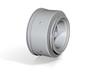 "Startec - Street Eliminator 2.2 x 3.0"" rear wheel 3d printed"