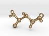 Taurine Molecule Pendant 3d printed