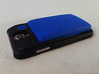 Slim Wallet 3d printed Slim Wallet shown in Blue on the GS4