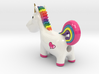 unicorn pencil holder 3d printed