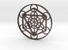 Metatron Cube - Octahedron 3d printed