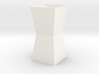 Mirrored Takeout Vase 3d printed