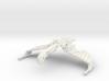 Romulan Verdor Class  WarBird 3d printed