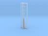 Mast, complete 1/220 Z fits Harbor Tug  3d printed