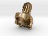 T-Rex Skull Ring 3d printed