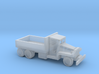 1/245 Scale CCKW Dump Truck 3d printed