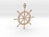 Boat Steering Wheel 3d printed
