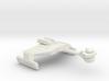 3125 Scale Klingon D5K Refitted War Cruiser WEM 3d printed