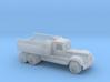 1/144 Scale Diamond T 4 Ton Prime Mover 3d printed