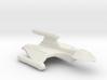 3125 Scale Romulan SparrowHawk-A+ Light Cruiser MG 3d printed