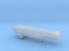 1/144 Scale Pontoon Bidge Trailer 3d printed