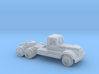 1/144 Scale Diamond T Tractor 3d printed