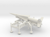 1/160 Scale Nike Ajax Laucher And Missile 3d printed