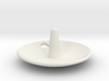 Enterprise Jewelry Dish Full Cut Out 3d printed