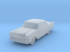 1957 Chevy Bel Air - Zscale 3d printed
