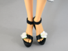 High heel sole for LeGrand Doll MSD 1/4 scale 3d printed