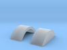 Bachmann HO/00 NWR #1 Splasher Replacements 3d printed