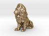 Lion doll 3d printed