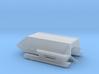 1:350 TOS Shuttlecraft 3d printed