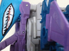 Generations Blitzwing Shoulder Fix 3d printed