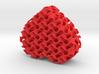 Gyroid Heart Bowl Mini - always 3d printed