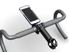 iPhone 6/6S Wahoo Mount Case - Hill Climb 3d printed Mounted to Wahoo's Elemnt Bolt out-front mount.