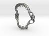 Jaws Pendant  3d printed