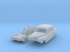 Simca Aronde 1300 (TT 1:120) 3d printed