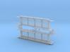TTn3 Long Tram Coach 3d printed