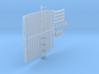 S-Scale Proto Part B&O O-48 Ed K Project pjv1-0c 3d printed B&O O-48 Gondola Project Prototype Style Part Print Option (pjv1-0c)