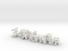 3dWordFlip: 3-D Word Flip/Flip 3-D Word 3d printed