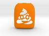 Poop Emoji - Omnipod Pod Cover 3d printed