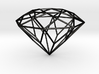 Diamond-W-1 6-mm 3d printed