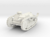 1/72 Ford 3-ton M1918 tank 3d printed