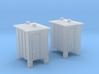N signal relay box 2pcs 3d printed