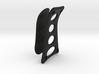 ARROW - Season 6 Bow Sight Window Controls 3d printed