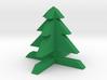 1x1 Tree 3d printed