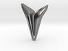 YOUNIQ Edge Pendant. Pure Chic 3d printed