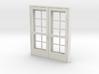 Door, French with Screen Doors, 68in X 82in 3d printed