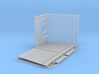 35th_4_Inch_Square_Shield 3d printed