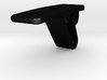 Jaguar Hood Pull Latch Handle 3d printed