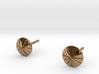 Perno Orecchino Concentrico - Concentricity  Stud  3d printed