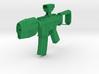 Gunder R4F SciFi CQB Rifle 3d printed