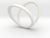 ring for Jessica ring-finger 3d printed