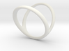 ring for Jessica thumb-finger 3d printed